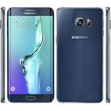 Samsung Galaxy S6 Edge Plus Bueno Azul_ Movistar