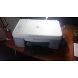 Impresora Hp F2280 Usada Con Adaptación Impresión Contínua