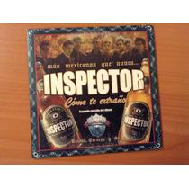 Inspector Como Te Extrano Cd Promo