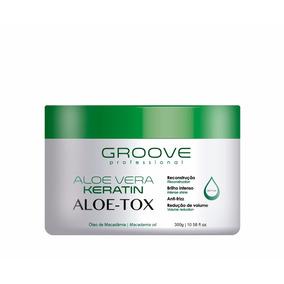 Groove Professional Aloe Vera Keratin Aloetox Macadâmia 300g