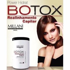 Relinhamento Capilar Botox Millani Original Frete Grátis