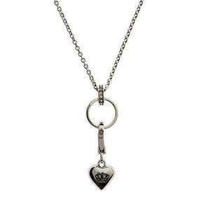 Hermoso Collar Con Dije Corazón Juicy Couture 100% Original
