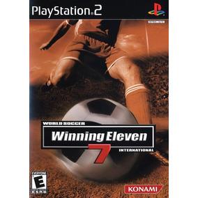 1b02fe1dd7 Patch Winning Eleven 7 Ps2 Playstation 2 - PlayStation no Mercado ...