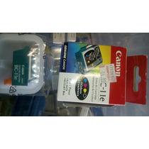 Cartuchos Y Cabezal Para Canon Bc-11 Impresorss Portátiles