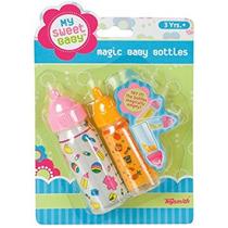 Juguete Botellas Baby Magic Toysmith Mi Dulce Bebé