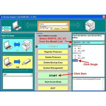 Service Support Tool Canon- Soluciona Error Download Stanby-