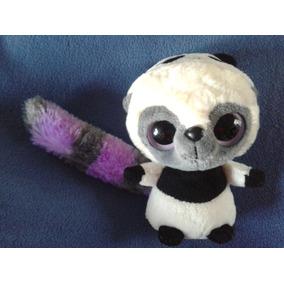 Peluche Yoohoo Friends Amigos Panda Disfraz Morado