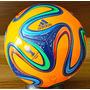 Minibola Adidas Brazuca Copa Do Brasil 2014