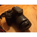 Camara Canon Eos Rebel T5 Con Lente (objetivo) Kit18-55 Mm