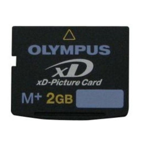 Olympus M+ 2 Gb Xd-picture Card Flash Memory Card 202249 Ret