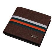 Billetera Para Hombre Formal  - Exclusiva Multicolor