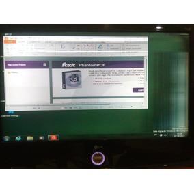 Tv Lg Scarlet 32 Lg 32lh70yd - Leia Descrição.