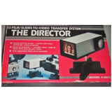 Ambico Film/slides-to-video Transfer System - The Director -