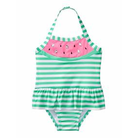 6a05f43510 Maio Infantil Melancia - Roupas de Bebê Verde no Mercado Livre Brasil