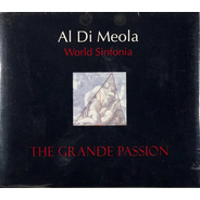 Al Di Meola - The Grande Passion - Cd Import. Telarc Lacrado