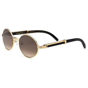 Óculos Hepidem Buffalo Horn Handmade Sun G - 91481 23029f17f1