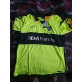 Camiseta De Boca Juniors Fluor Nike Original Nueva Talle Xxl