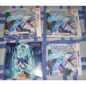Rodea The Sky Soldier Para 3ds