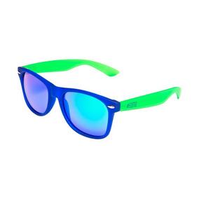Lentes De Sol Para Niño Color Azul Y Verde