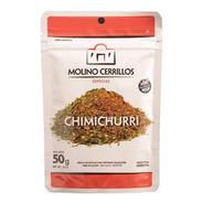 Chimichurri Molino Cerrillos Especias Premium 50g Sin Tacc