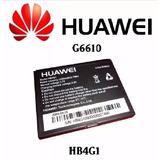 Bateria Huawei Hb4g1 G6610 Nuevas