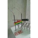 Maquina De Modelar Pizza Cone Com Assadeira E 12 Cones