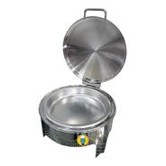 Chafing Dish Redondo 6lts Hidráulico Migsa - 431-1