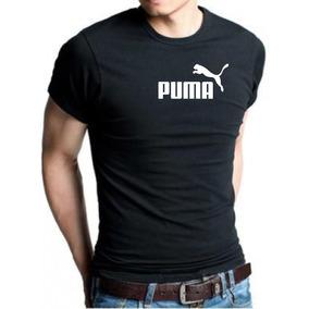 Camiseta Masculino Puma Preto Ello Do Pp Ao G5