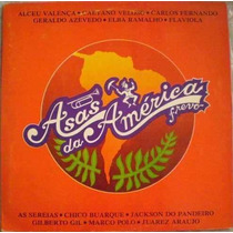 Cd Asas Da América (volume 01)