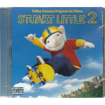 Cd Stuart Little 2 - Tso Do Filme