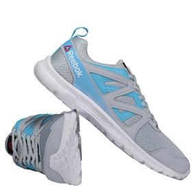 e2810535787 Tenis Funkeiro Reebok Nike - Tênis Casuais para Feminino Cinza claro ...