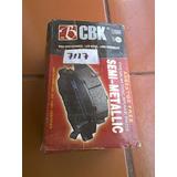 Pastilla Freno Caribe 442 Año 86/87 Codigo7117 Nuevas