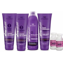 Kit Permanente Afro All Nature
