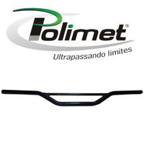 Guidão Polimet Preto Xr 250 Tornado / Xre 300