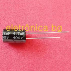 Capacitor 4.7uf 4,7uf X 400v Original