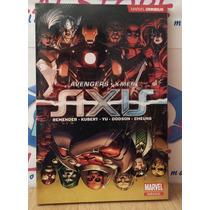 Avengers Xmen Axis Omnibus Editorial Televisa