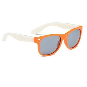Lentes Coloridas Laranja - Óculos De Sol no Mercado Livre Brasil b8166f7373