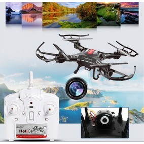Drone Quadricoptero Controle Camera Hd Foto Filma 2g Rq77-05