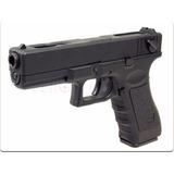 Pistola We Glock 18 6 Mm Blowback Metal Automática - Airsoft