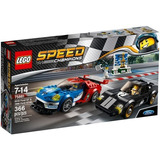 Lego Speed Champions 75881 Ford: 2016 Gt &1966 Gt40 ,novo!