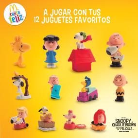 Snoopy - Charlie Brown - La Pelicula - Mc Donalds