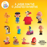 Snoopy - Charlie Brown - La Pelicula - Mc Donalds