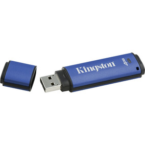 Kingston Unidad Flash Datatraveler Vault 4 Gb Usb 3.0