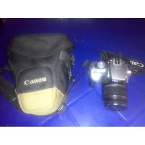 Camara Canon Eos Rebel Xt Completa