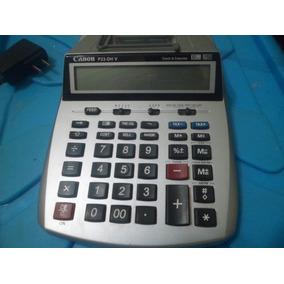 Calculadora Canon P 23 -dh V