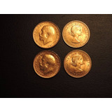 Moneda 1 Libra Esterlina 8 Gramos Oro 22 Kilates Soberano