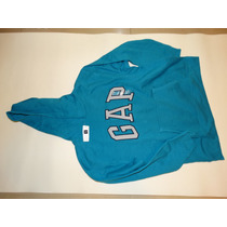 Moleton Gap Azul - Tam 14-16