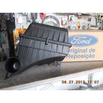 Caixa Do Filtro De Ar - Fiesta - Ka E Currier- 96/99 Todos