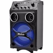 Caixa De Som Acústica Multiuso Pht1500 Philco Bluetooth-150w