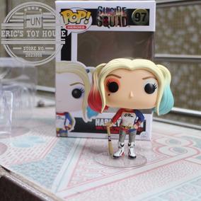 Funko Pop! - Harley Quinn Arlequina (esquadrão Suicida)